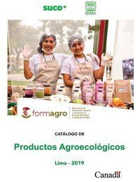 Catálogo de productos agroecológicos: Lima – 2019